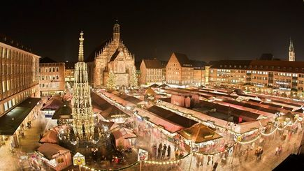 Christmas In The Heart Of Germany - Cruise Only