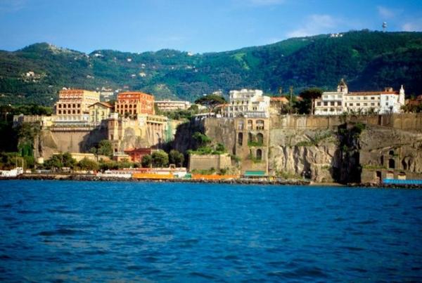 Italian Treasures With Sorrento