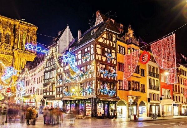Christmastime In Alsace & Germany - Southbound
