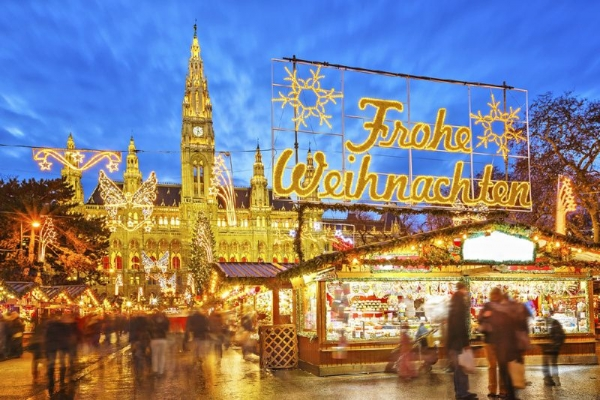 Christmastime On The Danube - Cruise Only Westbound