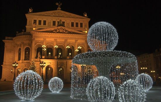 Christmas In The Heart Of Germany - Westbound