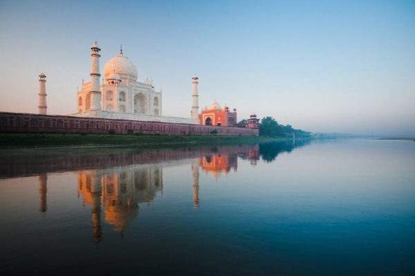 Icons Of India: The Taj, Tigers & Beyond With Dubai