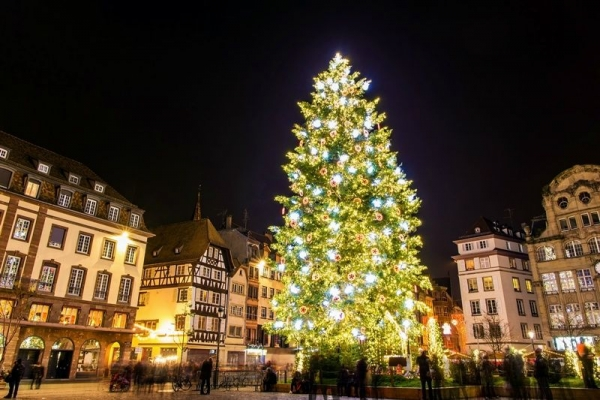 Christmastime In Alsace & Germany
