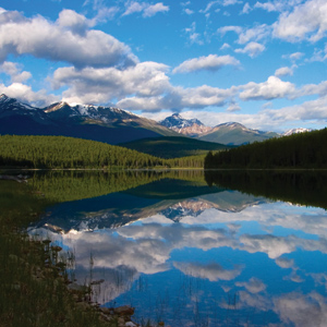 Via Rail And The Canadian Rockies