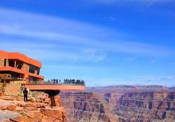 4-Day Grand Canyon West (Skywalk) Bus Tour: Las Vegas/Ant...
