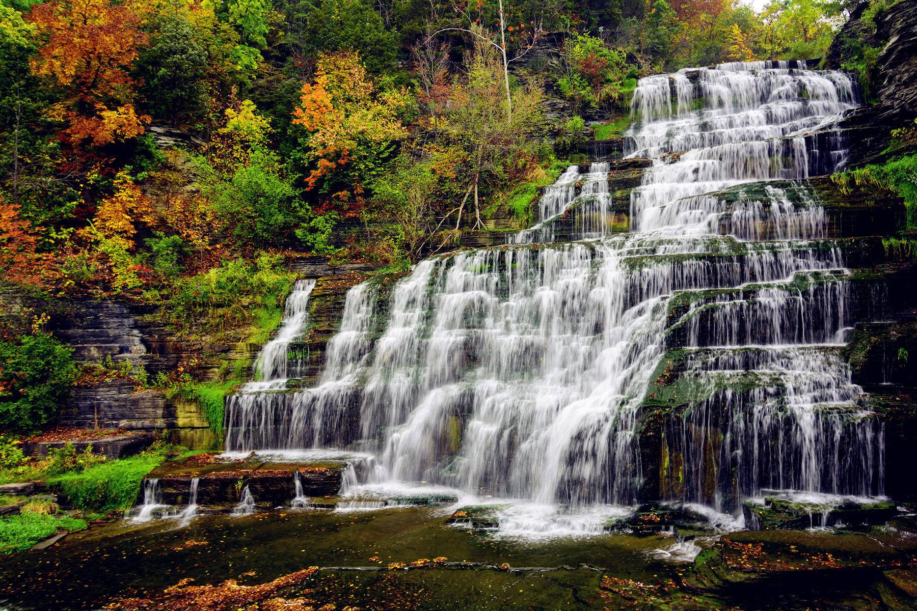 2 Day Finger Lakes Grand Canyon Of The East Watkins Glen Lake Cruise Tour From New York