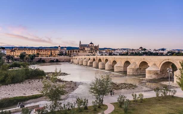4 Days in Caceres, Cordoba, Sevilla and Costa del Sol