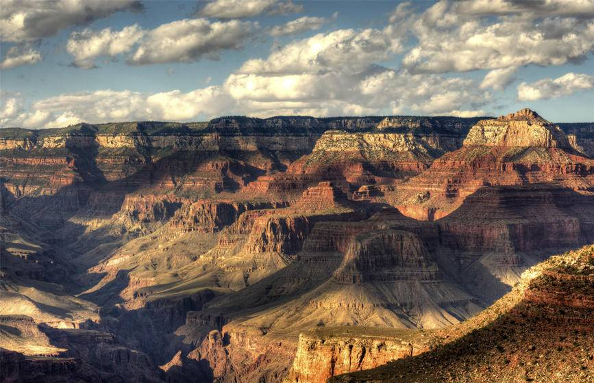 Grand Canyon Deluxe Air and Ground Sightseeing Tour