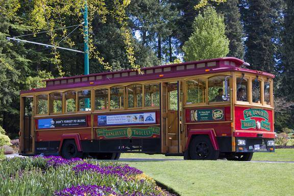 48-Hours Hop On Hop Off Vancouver Trolley Tour
