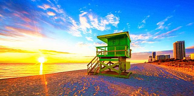 3-Day Miami Discovery Tour with Everglades Park, Bayside Marketplace, South Beach, Fort Lauderdale Package Tour