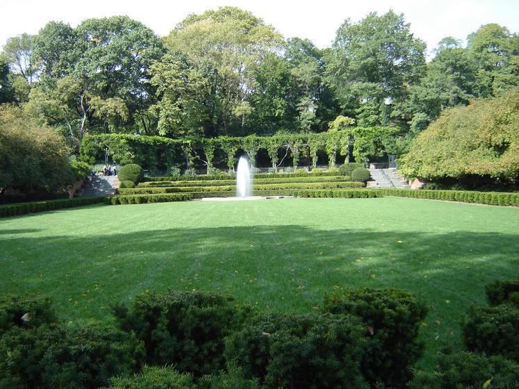 New York City Central Park Urban Quest