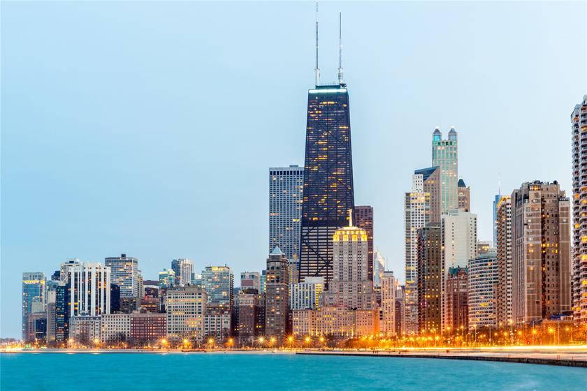 8-Day Chicago to East Coast Tour: Philadelphia, New York City and Niagara Falls