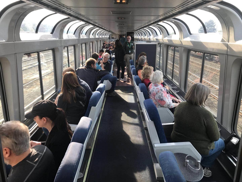 2 Day Seattle To San Francisco Tour W Amtrak Coast
