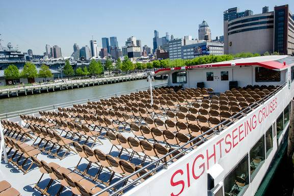2.5-Hour Best of NYC Cruise