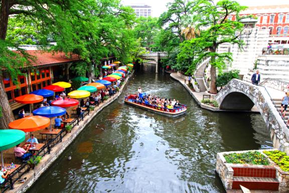 7-Day Louisiana & Texas Tour: Houston - Baton Rouge - New Orleans - San Antonio - Austin