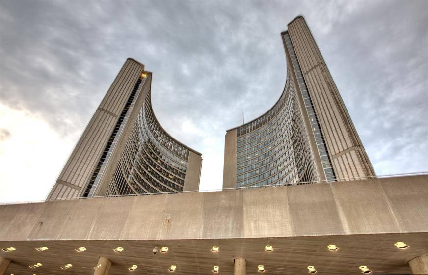 Toronto Downtown Urban Quest