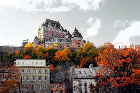 6-Day Canada Tour From Montreal: Montreal, Quebec, Ottawa, Niagara Falls, and Toronto
