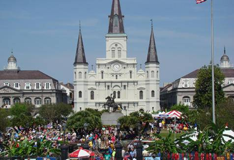 Amazing Scavenger Hunt Adventure - New Orleans