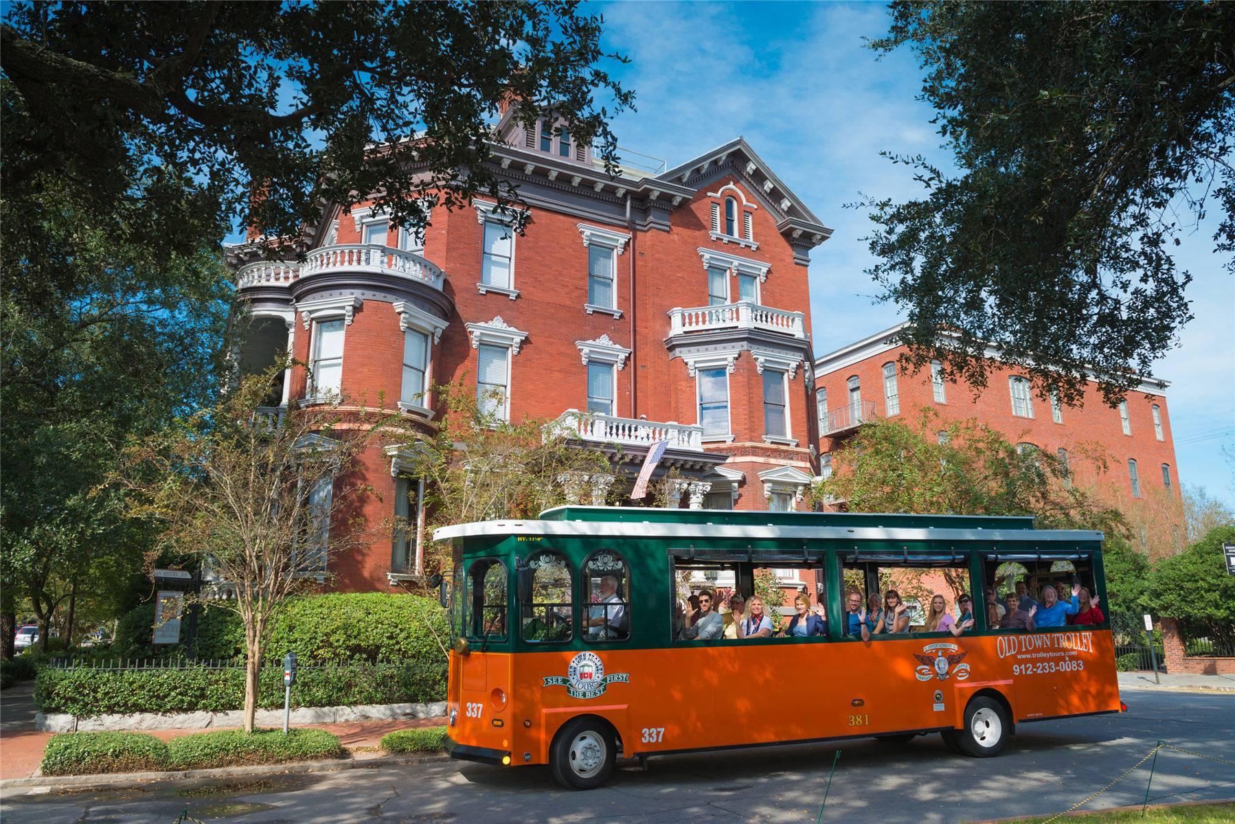 Old Town Trolley Tour of Savannah - Tours4Fun