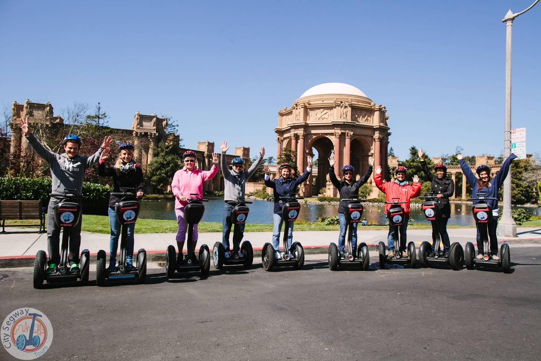 The San Francisco Segway Experience Tour Tours4fun