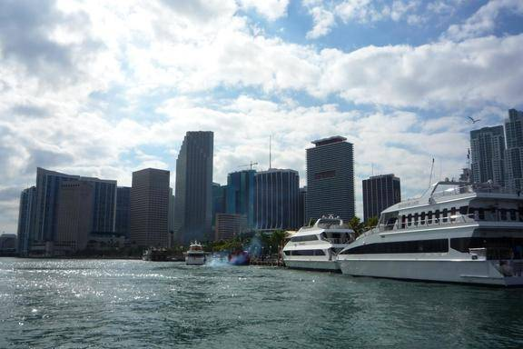 Party Sport Fishing Tour from South Beach