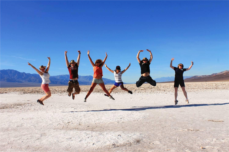 10Day Wild West Winter Adventure Tour Death Valley Las Vegas
