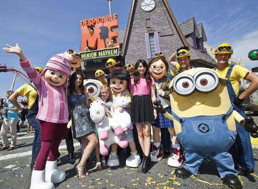 5-Day Universal Studios, Islands of Adventure Theme Park & Orlando International Premium Outlets Tour Package With Airport Transfers