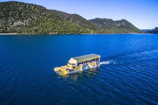 Rotorua City and Lakes Sightseeing Tour