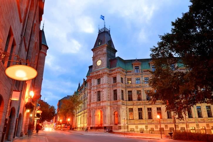Grand Walking Tour Quebec City