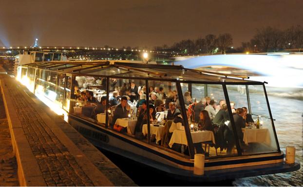 La Marina de Paris Dinner Cruise