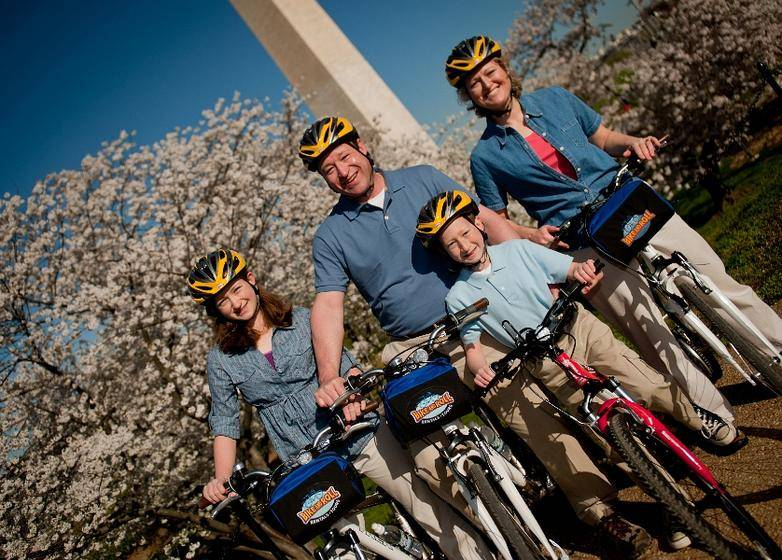 Day Bike Rental - Washington DC
