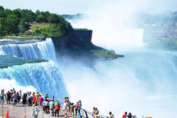 2-Day Niagara Falls Bus Tour from New York