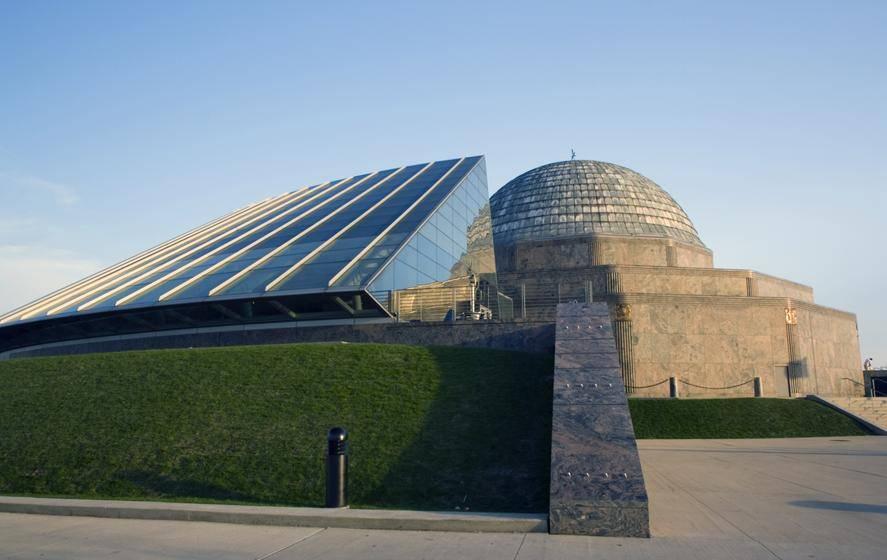 Chicago Adler Planetarium Urban Quest
