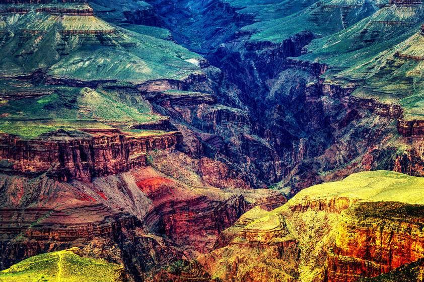 10-Day San Francisco, Yosemite, Mexico, Las Vegas, Grand Canyon and Theme Parks Tour