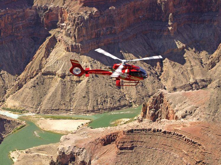 Grand Canyon West Rim Drive, Fly & Float Tour