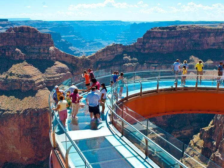 Platinum Grand Canyon West Rim Tour