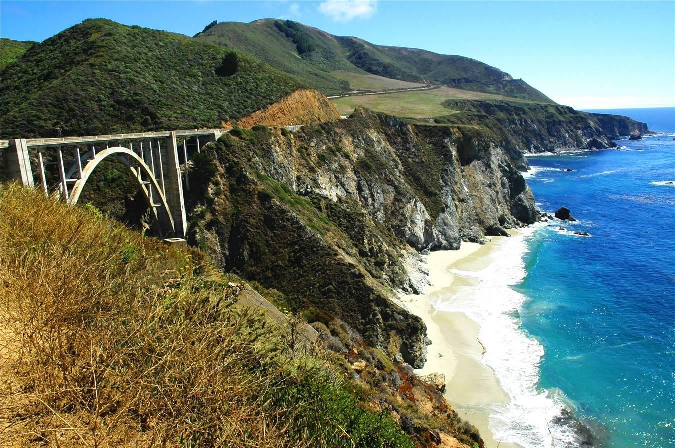 8 Day California Camping Tour Santa Barbara Big Sur
