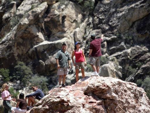 Red Rock Canyon Tour w/ PINK JEEP Tours