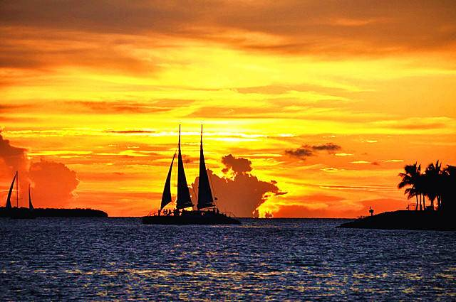 2-Day Key West Sunset and Seven Mile Bridge Sunrise Tour from Miami