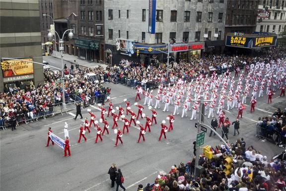 New York City Rockefeller Urban Quest