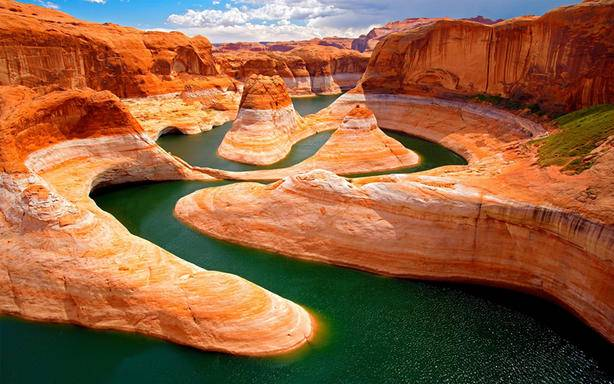 7-Day Grand Canyon/Antelope Canyon & San Francisco Bus Tour: Las Vegas, 17 Miles Drive, Hoover Dam and One Choice of Los Angeles Eight Items