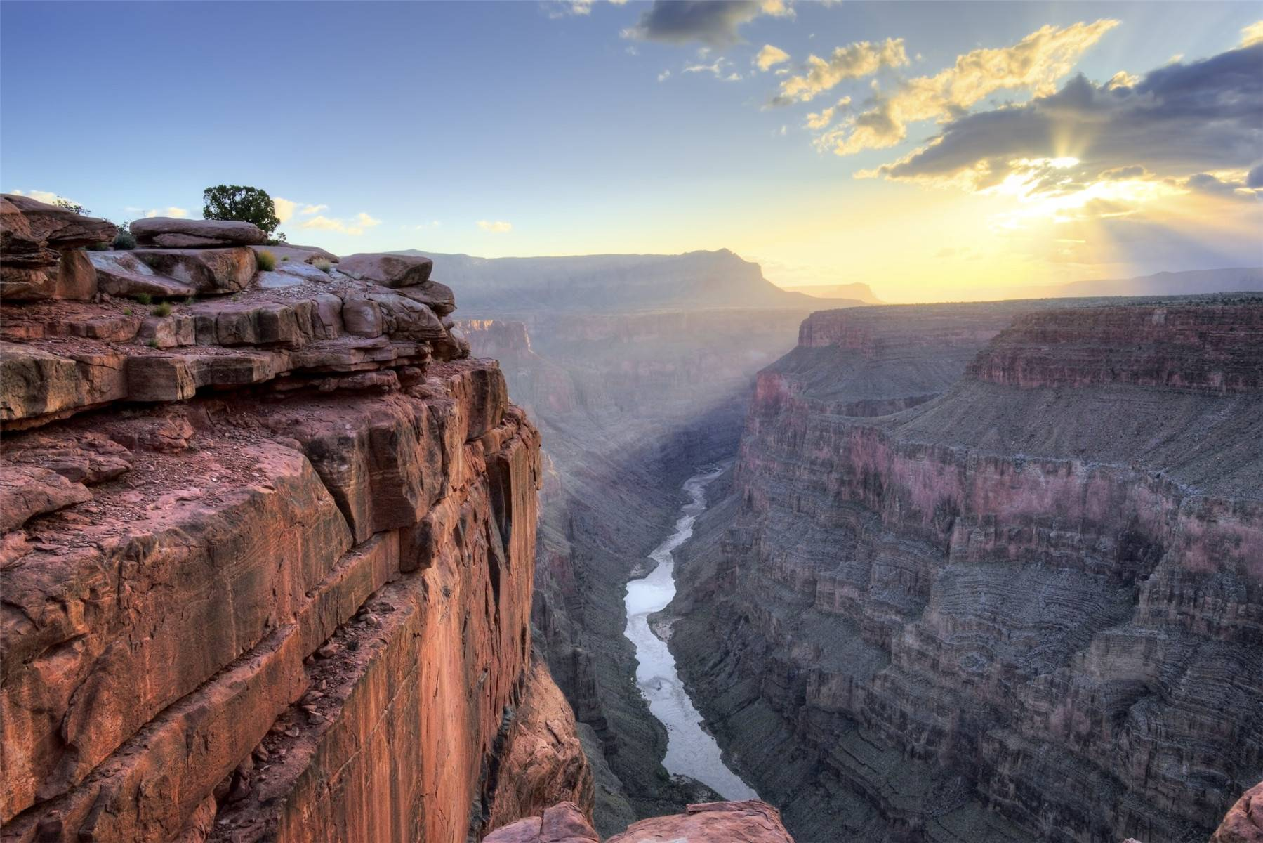 Grand Canyon West Rim Air And Ground Sightseeing With