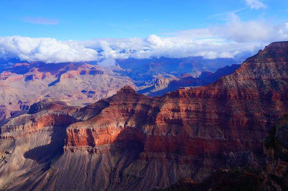 8-Day Bus Tour Package to Grand Canyon/Antelope Canyon, Los Angeles, San Francisco from Las Vegas