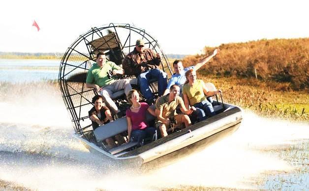 Everglades Safari Tour Fort Lauderdale