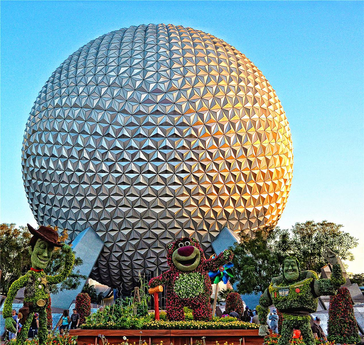 Cheap Universal Studios Orlando Vacation Packages: 7-Day Orlando Vacation Package Tour To Epcot Center