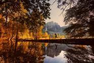 2-Day Yosemite - Hearst Castle Bus Tour