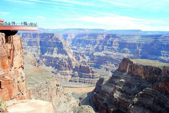 8-Day San Francisco, Grand Canyon Tour with Seven Theme Items at Your Choice (With LAX Airport Transfer)