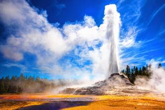 5-Day Yellowstone National Park, Mt. Rushmore, Grand Teton, Idaho Falls Tour (Starts in DEN, Ends in SLC)