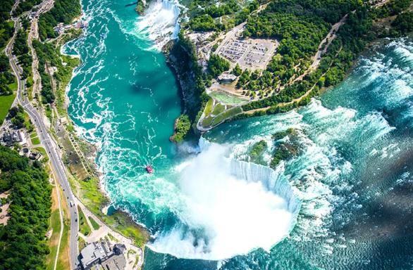 3-Day Bus Tour to Washington D.C., Philadelphia, Niagara Falls (Night View), Watkins Glen, Secret Caverns from New York/New Jersey