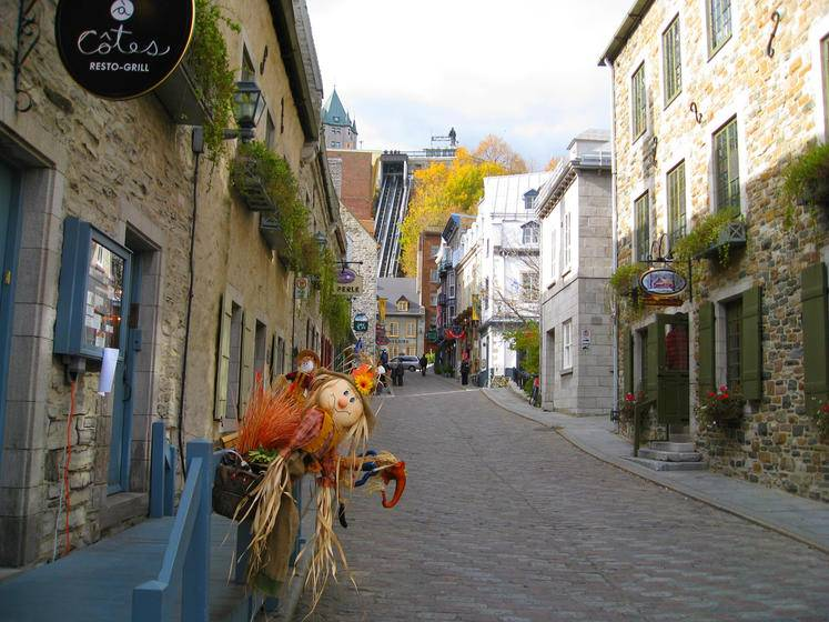 3-Day Ottawa, Montreal, Quebec City & Thousand Islands Tour from Toronto- Superior Hotel In Quebec